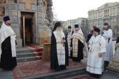 В Москве молитвенно почтили память воинов, павших в сражении под Плевной