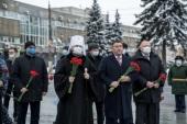 Глава Тверской митрополии принял участие в мероприятиях по случаю 79-й годовщины освобождения Твери от немецко-фашистских захватчиков