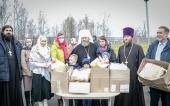 Церковные проекты к Рождеству собирают помощь для попавших в беду. Информационная сводка от 16 декабря 2020 года