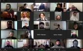 Учебный комитет провел семинар для преподавателей литургики