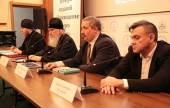 В Издательском Совете прошла пресс-конференция по итогам XV конкурса «Просвещение через книгу»