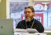Митрополит Псковский Тихон возглавил заседание Общественного совета при Росалкогольрегулировании