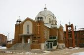 Епископ Сурожский Матфей поздравил духовенство и прихожан с 50-летием со дня основания Патриарших приходов в Канаде