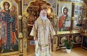 Патриаршая проповедь в день памяти святителя Николая Чудотворца