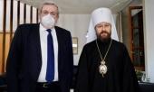 Председатель ОВЦС встретился с губернатором Апулии
