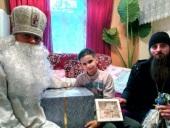 Тысячи детей получили подарки в рамках праздничных акций Украинской Православной Церкви