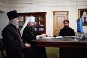 Святейший Патриарх Кирилл огласил статистические данные о жизнедеятельности Московской городской епархии за 2020 год