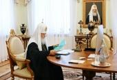 Святейший Патриарх Кирилл: «Софрино» — один из основных источников пополнения общецерковного бюджета