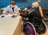 Врачи московской больницы святителя Алексия посетили резидентов общественно-церковного проекта «Квартал Луи» в Пензе