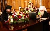 Состоялось итоговое заседание Синода Среднеазиатского митрополичьего округа