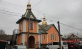 В Тернопольской епархии освящен новый храм для пострадавшей от рейдерства общины Украинской Православной Церкви в селе Брыков