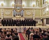 Хор духовенства Санкт-Петербургской митрополии принял участие в торжествах, посвященных памяти выдающегося русского хормейстера Сергея Жарова