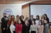 Просветительский проект Шахтинской епархии «Навстречу звезде Вифлеема» прошел в вузе в международном формате