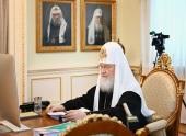 Священный Синод принял решение о юридическом обеспечении деятельности архиереев, назначаемых Святейшим Патриархом временно управляющими вдовствующими епархиями