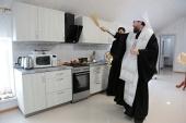 В Челябинской епархии открылся первый стационарный приют для беременных женщин