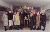 Сестричество милосердия создано в Мукачевской епархии