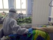 Руководитель отдела Салаватской епархии по социальному служению посетил городской COVID-госпиталь