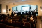 В Казанской духовной семинарии прошел вечер памяти митрополита Феофана (Ашуркова)