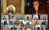 Председатель Синодального отдела по благотворительности выступил на Совете при Правительстве РФ по попечительству в социальной сфере