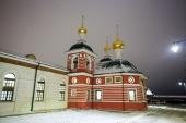 Состоялось великое освящение восстановленного Никольского храма в Нижегородском кремле