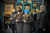 На третий день трагедии в Баренцевом море в храмах Мурманской епархии совершены заупокойные службы по погибшим рыбакам с судна «Онега»