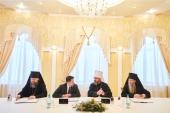 Подписано соглашение о сотрудничестве Чувашской митрополии с министерством экономического развития и имущественных отношений Чувашской Республики