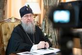 Состоялась пресс-конференция главы Казахстанского митрополичьего округа, посвященная празднику Рождества Христова