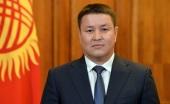 Поздравление с Рождеством исполняющего обязанности Президента Кыргызской Республики Т.Т. Мамытова