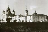 Эксперты согласовали границы защитной зоны Свято-Успенского монастыря в городе Орле