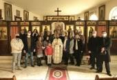 В Представительстве Русской Православной Церкви в Дамаске встретили Рождество Христово
