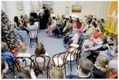 Глава Санкт-Петербургской митрополии посетил городскую детскую больницу № 2