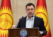 Поздравление Святейшего Патриарха Кирилла С.Н. Жапарову с избранием на пост Президента Киргизии