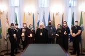 Митрополит Ханты-Мансийский Павел вручил Патриаршие награды врачам Сургута