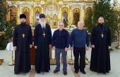 Ответственный секретарь Синодального комитета по взаимодействию с казачеством посетил Ржевскую епархию
