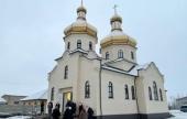 Верующие Украинской Православной Церкви в селе Раков Лес на Волыни за семь месяцев построили храм вместо захваченного раскольниками