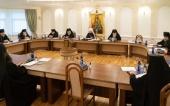 Митрополит Минский и Заславский Вениамин возглавил внеочередное заседание Синода Белорусского экзархата