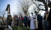 Патриарший экзарх Западной Европы совершил литию на могиле протоиерея Михаила Осоргина