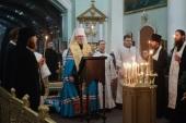В восьмую годовщину кончины схимитрополита Ювеналия (Тарасова) в городе Курске совершены поминальные богослужения