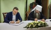 Подписано соглашение о сотрудничестве между Нижегородской епархией и Союзом реставраторов России