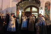 В Минске простились с новопреставленным почетным Патриаршим экзархом всея Беларуси митрополитом Филаретом (Вахромеевым)
