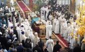 В Жировичском монастыре состоялось погребение почетного Патриаршего экзарха всея Беларуси митрополита Филарета (Вахромеева)