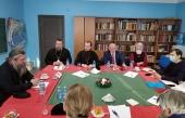 Состоялось собрание учредителей московского Лицея духовной культуры во имя преподобного Серафима Саровского