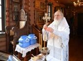 Патриаршая проповедь в праздник Крещения Господня