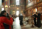 При поддержке «Православной инициативы» в Ростове-на-Дону проходят богослужения с сурдопереводом