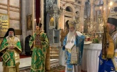 Feast of the Baptism of the Lord celebrated in Jerusalem