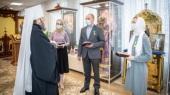 Глава Удмуртской митрополии вручил Патриаршие награды работникам здравоохранения Удмуртии