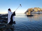 В Тронхейме состоялось освящение вод Норвежского моря и реки Нидельвы