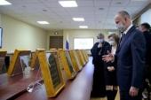 Псковской епархии возвращены уникальные иконы, вывезенные из России во время немецкой оккупации