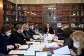 Председатель Патриаршего совета по культуре принял участие в совещании по подготовке празднования 800-летия со дня рождения Александра Невского