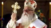Поздравление Святейшего Патриарха Кирилла Местоблюстителю Патриаршего престола Сербской Православной Церкви с днем памяти святителя Саввы